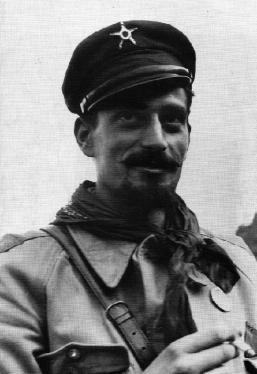Pedro - Commander of the 52nd Garibaldi Brigade of Partisans
