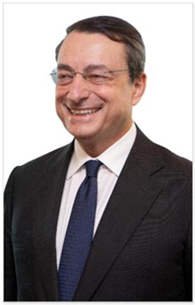 Mario Draghi, President European Central Bank