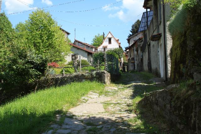 Monte Piatto town