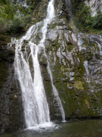 Motrasio - First Waterfall