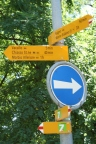 Clear Signposting