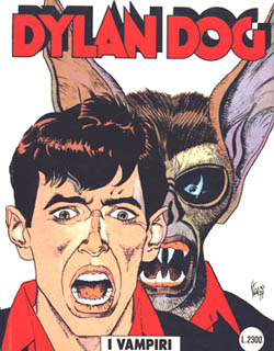 Dylan Dog - the paranormal investigator