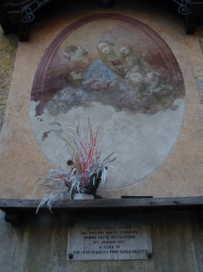 10. Fresco at Camnago Volta