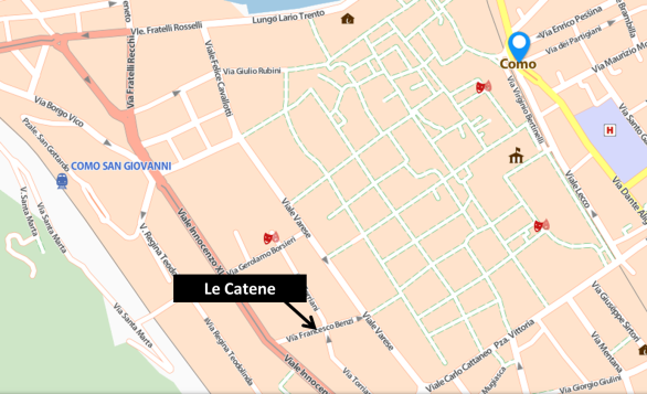 le-catene-location