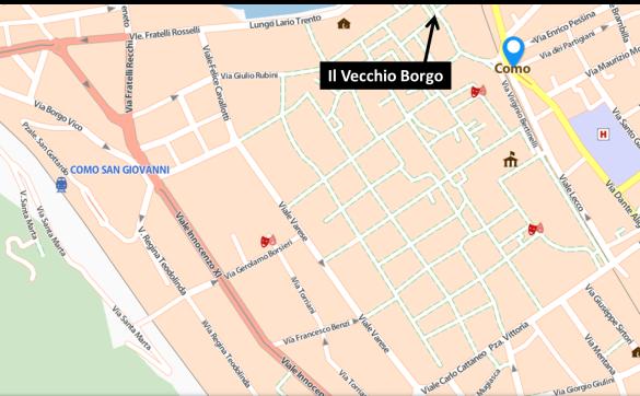 location-il-vecchio-borgo