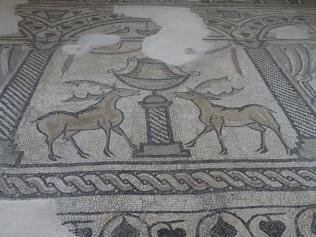 hunting-mosaic