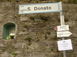San Donato Sign