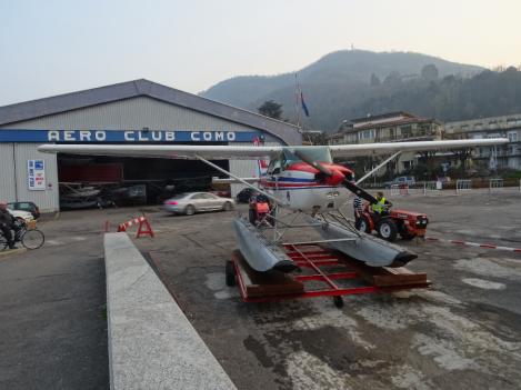 Aero Club Front