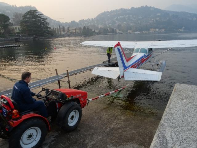 Aero Club Tractor