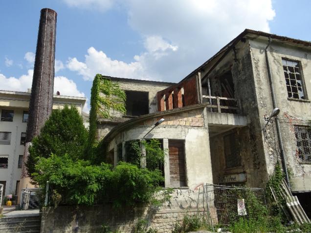 Ex-Bernasconi Factory, Cernobbio