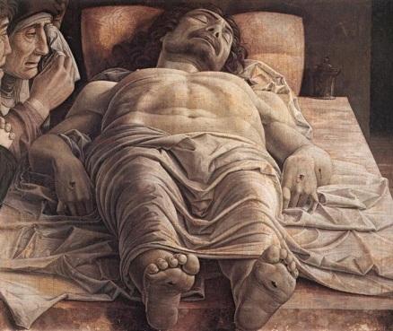 Mantegna - Lamentation of Christ