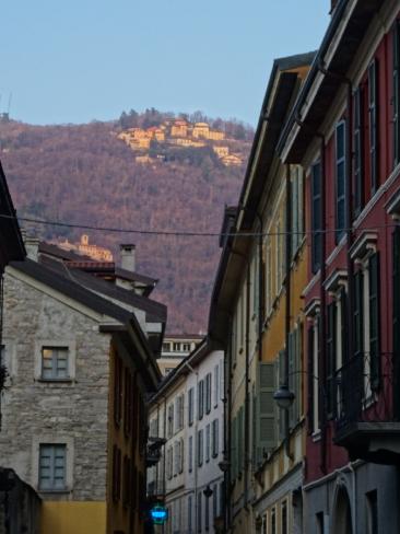 centre of Como