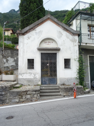 Chapel to San Rocco