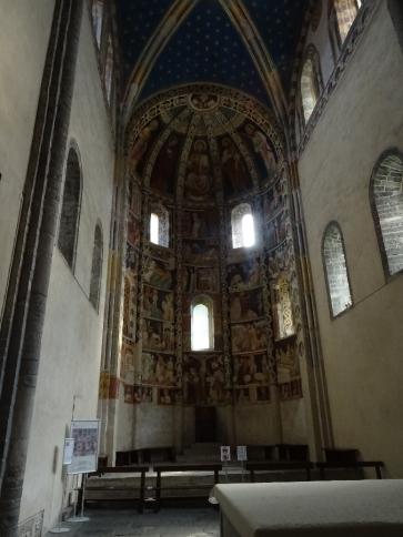 Interior Sant Abbondio