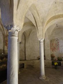 Basilica - The Crypt
