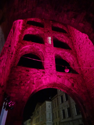 Porta Torre Pink