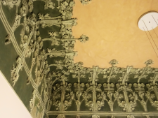 Villa Bernasconi Ceiling