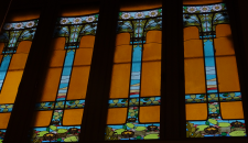 Villa Bernasconi Stained Glass