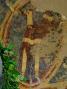 Basilica - Warrior Jesus, 11th century fresco