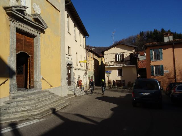 Civiglio Town Hall