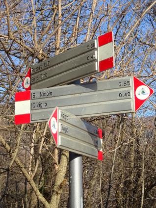Point B Signage
