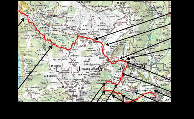 Asso to Nesso Map