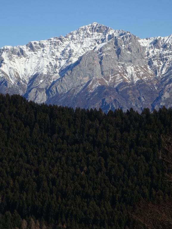 Monte Grigna Muro Sormano Asso to Nesso
