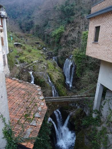 Orrido di Nesso Waterfall