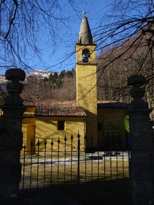 Madonna Campoe Sanctuary Asso to Nesso