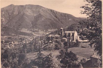 Sormano 1940s Parish Church