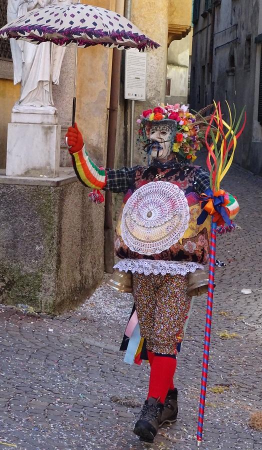 Mascarun Schignano Carnival