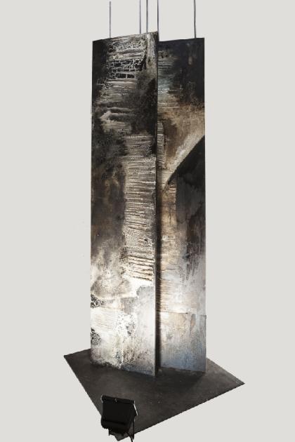 sculpture 3-D art Ester Negretti