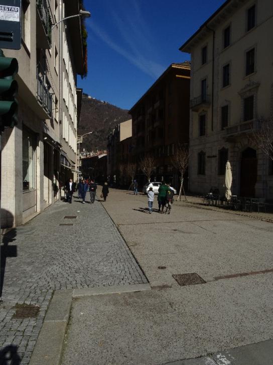 Porta Susa Via Garibaldi