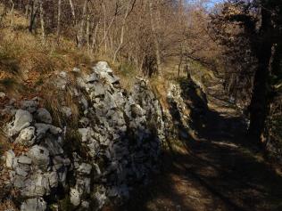 Stone Wall, Civiglio