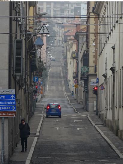 Via Grossi Como