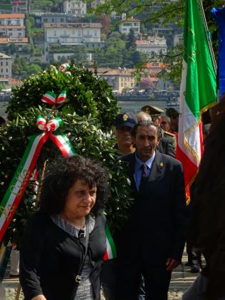 Festa della Liberazione - Wreaths