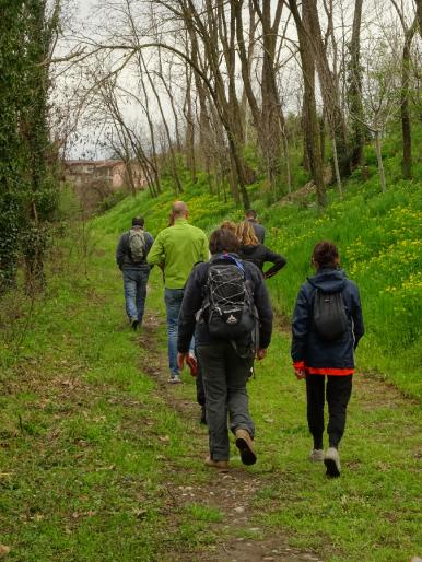 Mobilita Dolce Iubilantes initiative ex-ferrovia Como Varese