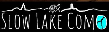 slow lake como