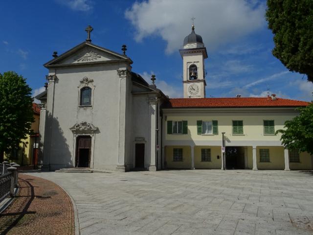 1 Chiesa San Giovanni Battista Pare