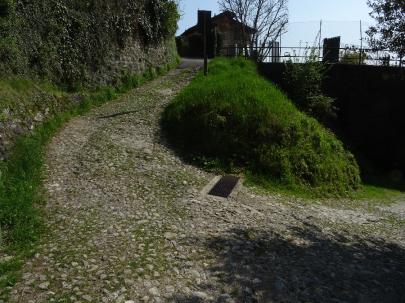 Bivio Via Bernasconi