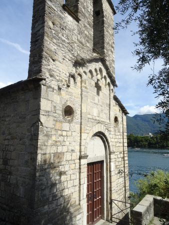 15. San Giacomo Church at Spurano