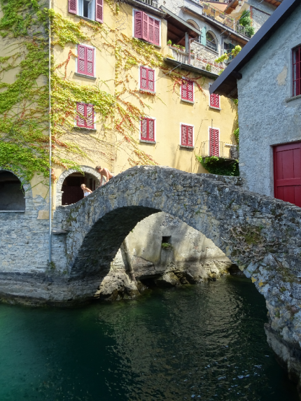 Bridge at Nesso