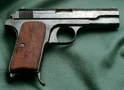 Count Bellentani pistol
