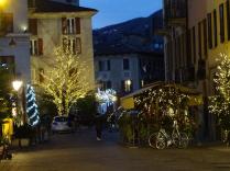 Hotel Posta and Piazza Volta