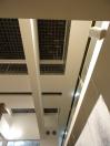 Atrium ceiling detail