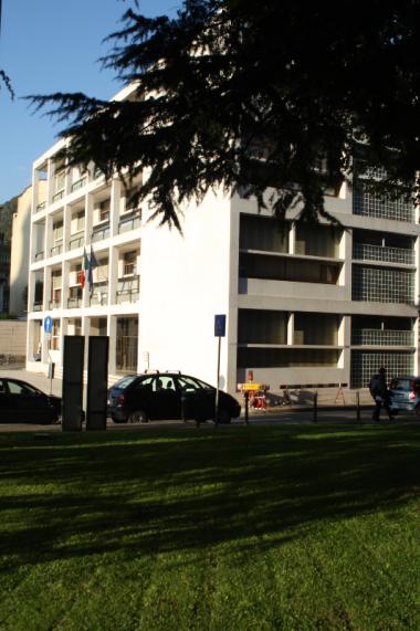 Casa del Fascio - Via dei Partigiani