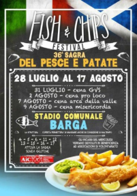 Fish and Chips Barga 2