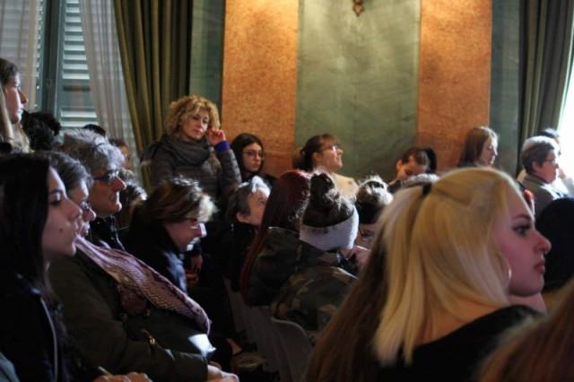 Villa Olmo crowds