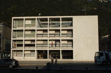Casa del Fascio, Giuseppe Terragni
