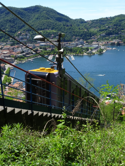 Funicular Brunate